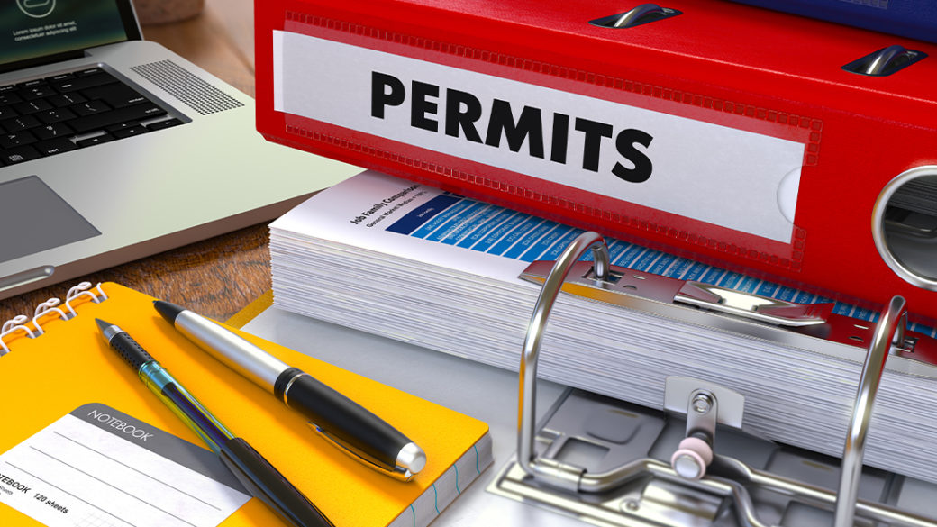 About Permits and Licenses