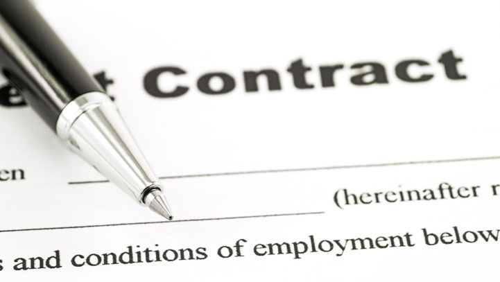 Employment Contract When Hiring Foreigners