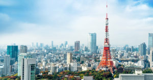 What is the difference between a Subsidiary company and a Branch office in Japan?