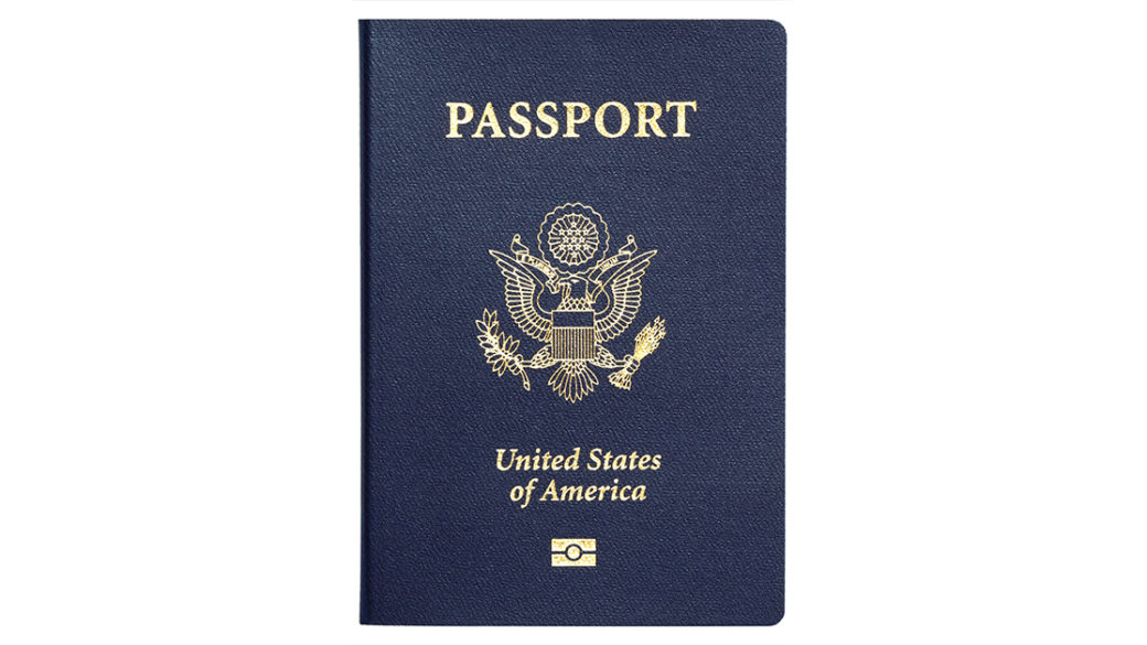 Submitting a Passport as a Document for Personal Identification